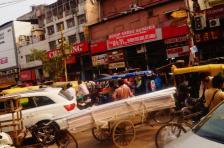Die einzigen 3 Bilder aus Delhi. Zurecht!