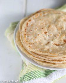 Chapati/Roti; Foto: Pinterest