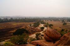 Aussicht vom Matanga Hill.