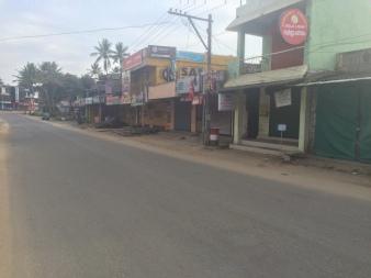 So leer waren die Straßen in Indien noch nie! Angst!