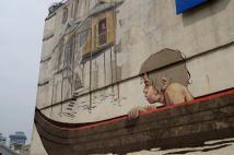 Streetart in KL