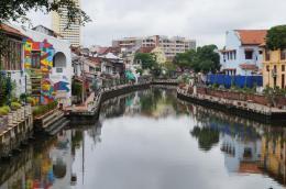 Ausflug nach Melaka