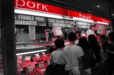 pork beef lamb