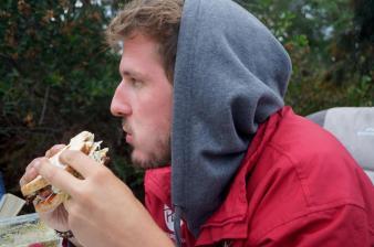 Baba Burger - viel zu gut!